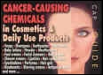 Cancer-Causing Chemicals in Cosmetics and Daily Use Products